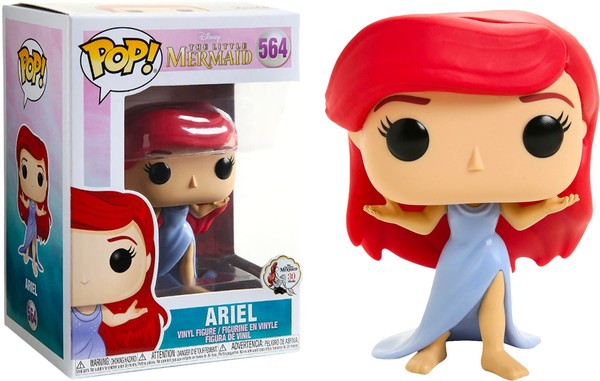 Funko POP Disney: Little Mermaid - Ariel (Purple Dress) 564