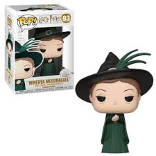 Funko POP Movies: Harry Potter S8 - Minerva McGonagall (Yule) 93