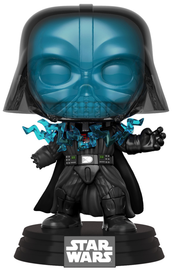 Funko POP Star Wars: Darth Vader (Electrocuted) 288