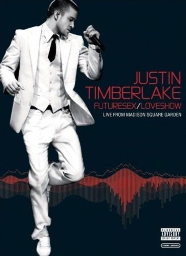 FutureSex/LoveShow Live From Madison Square Garden (DVD)