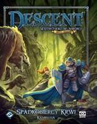 Galakta Gra Descent: Wędrówki w Mroku - Spadkobiercy Krwi (twarda oprawa)
