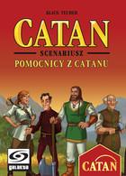 Galakta Gra Catan - Pomocnicy z Catanu (dodatek do gry Catan)