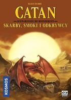 Galakta Gra Catan - Skarby, Smoki i Odkrywcy (nowa edycja)
