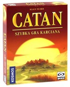 Galakta Gra Catan - Szybka Gra Karciana