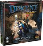 Galakta Gra Descent: Kruczy Dwór (druga edycja)