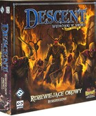 Galakta Gra Descent: Rdzewiejące okowy (druga edycja)