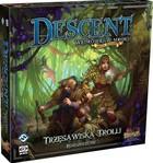 Galakta Gra Descent: Trzęsawiska Trolli (druga edycja)