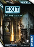 Galakta Gra Exit: Gra Tajemnic - Zakazany zamek