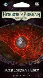 Galakta Gra Horror w Arkham: Gra karciana - Przed Czarnym Tronem