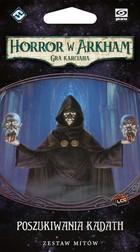 Galakta Gra Horror w Arkham : Gra Karciana - Poszukiwania Kadath