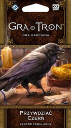 Galakta Gra o Tron: Gra karciana - Przywdziać Czerń - Druga Edycja