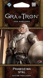 Galakta Gra o Tron: Gra karciana - Prawdziwa stal - Druga Edycja
