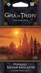Galakta Gra o Tron: Gra karciana- Poprzez Siedem Królestw - Druga Edycja