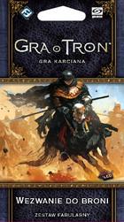 Galakta Gra o Tron: Gra karciana - Wezwanie do broni - Druga Edycja
