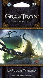 Galakta Gra o Tron: Gra karciana - Łańcuch Tyriona - Druga Edycja