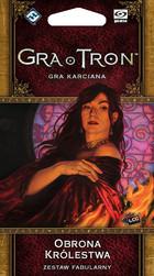 Galakta Gra o Tron: Gra karciana - Obrona Królestwa - Druga Edycja