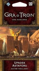 Galakta Gra o Tron: Gra karciana - Upadek Astaporu - Druga Edycja
