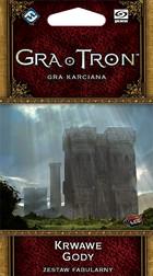 Galakta Gra o Tron: Gra karciana - Krwawe Gody - Druga Edycja