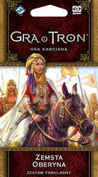 Galakta Gra o Tron: Gra karciana - Zemsta Oberyna - Druga Edycja