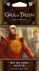 Galakta Gra o Tron: Gra karciana - Nie ma ziemi niczyjej - Druga Edycja