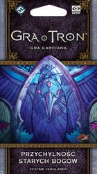 Galakta Gra o Tron: Gra karciana - Przychylność Starych Bogów - Druga Edycja