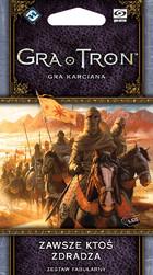 Galakta Gra o Tron : Gra Karciana - Zawsze ktoś zdradza - Druga Edycja