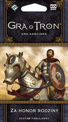 Galakta Gra o Tron: Gra karciana - Za honor rodziny - Druga Edycja