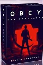 Gra RPG Obcy Gra Fabularna - Zestaw Startowy
