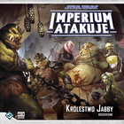 Galakta Gra Star Wars: Imperium Atakuje Królestwo Jabby