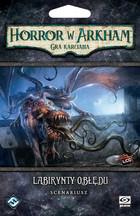 Galakta Horror w Arkham: Gra karciana - Labirynty obłędu
