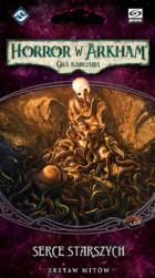 Galakta Horror w Arkham: Gra Karciana - Serce starszych