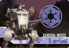Galakta Star Wars : Imperium Atakuje - Generał Weiss, Dowódca polowy