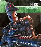 Galakta Star Wars : Imperium Atakuje - IG-88, Droid zabójca