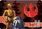 Galakta Star Wars : Imperium Atakuje - R2-DW, Oddany astromecj i C-3PO