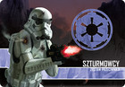 Galakta Star Wars : Imperium Atakuje - Szturmowcy