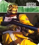 Galakta Star Wars : Imperium Atakuje - Bossk: Urodzony łowca