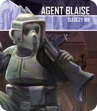 Galakta Star Wars : Imperium Atakuje - Agent Blaise: Śledczy IBB