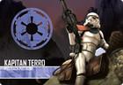 Galakta Star Wars: Imperium Atakuje - Kapitan Terro