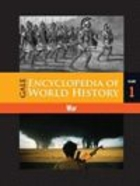 Gale Encyclopedia of World History 2 vols War