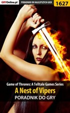 Game of Thrones - A Nest of Vipers Poradnik do gry - epub, pdf