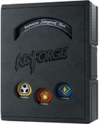 KeyForge - Deck Book Black