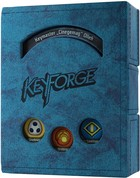 KeyForge - Deck Book Blue