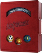 KeyForge - Deck Book Red