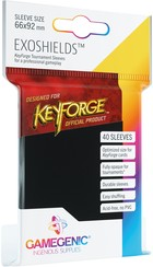 Gamegenic KeyForge - Exoshields Tournament Sleeves