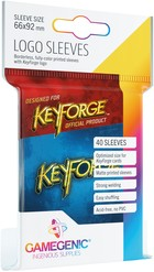 Gamegenic KeyForge - Logo Sleeves Blue