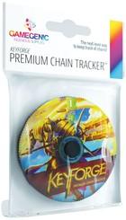 KeyForge - Premium Sanctum Chain Tracker