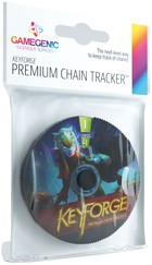 KeyForge - Premium Shadows Chain Tracker