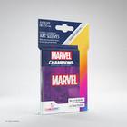 Gamegenic: MARVEL Art Sleeves (66 mm x 91 mm) Purple 50+1 szt.