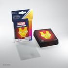 Gamegenic: MARVEL Art Sleeves (66 mm x 91 mm ) Iron Man 50+1 szt.