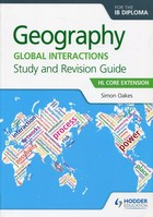 Geography for the IB Diploma Study and Revision Guide - Simon Oakes